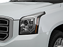 2019 GMC Yukon XL SLT, drivers side headlight.