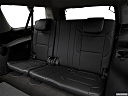 2019 GMC Yukon XL SLT, 3rd row seat from driver side.