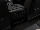 2019 GMC Yukon XL SLT, rear a/c controls.