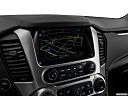 2019 GMC Yukon XL SLT, driver position view of navigation system.