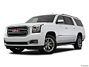 2019 GMC Yukon XL SLT, front angle medium view.
