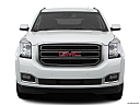 2019 GMC Yukon XL SLT, low/wide front.
