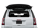 2019 GMC Yukon XL SLT, rear hatch window open