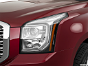 2019 GMC Yukon Denali, drivers side headlight.
