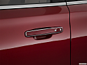 2019 GMC Yukon Denali, drivers side door handle.