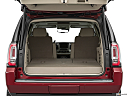 2019 GMC Yukon Denali, trunk open.