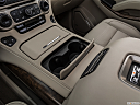 2019 GMC Yukon Denali, cup holders.
