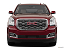 2019 GMC Yukon Denali, low/wide front.
