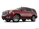 2019 GMC Yukon Denali, low/wide front 5/8.