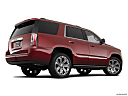 2019 GMC Yukon Denali, low/wide rear 5/8.