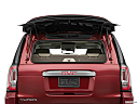 2019 GMC Yukon Denali, rear hatch window open