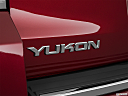 2019 GMC Yukon Denali, rear model badge/emblem