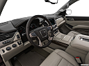 2019 GMC Yukon Denali, interior hero (driver's side).