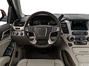 2019 GMC Yukon Denali, steering wheel/center console.