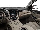 2019 GMC Yukon Denali, center console/passenger side.
