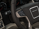 2019 GMC Yukon Denali, steering wheel controls (left side)