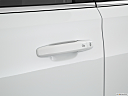 2019 GMC Yukon SLT, drivers side door handle.