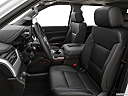 2019 GMC Yukon SLT, front seats from drivers side.