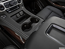2019 GMC Yukon SLT, cup holders.