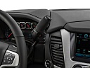 2019 GMC Yukon SLT, gear shifter/center console.