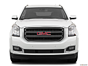 2019 GMC Yukon SLT, low/wide front.