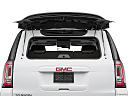 2019 GMC Yukon SLT, rear hatch window open