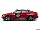 2019 Honda Accord LX, driver's side profile with drivers side door open.
