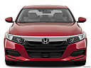 2019 Honda Accord LX, low/wide front.