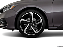 2019 Honda Accord Sport, front drivers side wheel at profile.