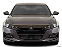 2019 Honda Accord Sport, low/wide front.