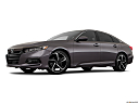 2019 Honda Accord Sport, low/wide front 5/8.