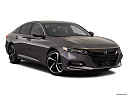 2019 Honda Accord Sport, front passenger 3/4 w/ wheels turned.