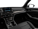2019 Honda Accord Sport, center console/passenger side.