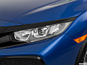 2019 Honda Civic Hatchback LX, drivers side headlight.