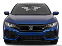 2019 Honda Civic Hatchback LX, low/wide front.