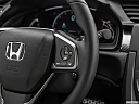 2019 Honda Civic Hatchback Sport, steering wheel controls (right side)