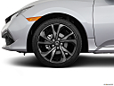 2019 Honda Civic Sport, front drivers side wheel at profile.