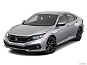 2019 Honda Civic Sport, front angle view.