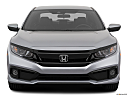 2019 Honda Civic Sport, low/wide front.
