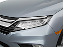 2019 Honda Odyssey Touring, drivers side headlight.