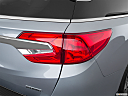 2019 Honda Odyssey Touring, passenger side taillight.