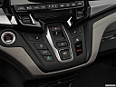 2019 Honda Odyssey Touring, gear shifter/center console.