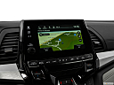 2019 Honda Odyssey Touring, driver position view of navigation system.