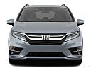 2019 Honda Odyssey Touring, low/wide front.