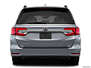 2019 Honda Odyssey Touring, low/wide rear.