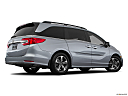 2019 Honda Odyssey Touring, low/wide rear 5/8.
