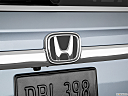 2019 Honda Odyssey Touring, rear manufacture badge/emblem