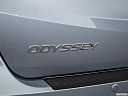 2019 Honda Odyssey Touring, rear model badge/emblem