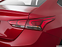 2019 Hyundai Accent Limited, passenger side taillight.