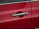2019 Hyundai Accent Limited, drivers side door handle.